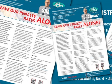 Leave Penalty Rates Alone 2015 Edition