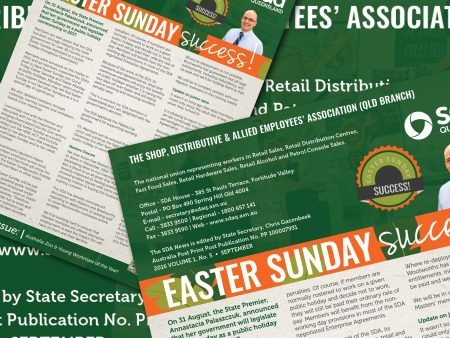 SDA News Easter Sunday Success2