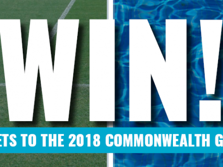 Win Tickets to the Commonwealth Games, with SDA the Union for Retail, Fast Food and Warehousing